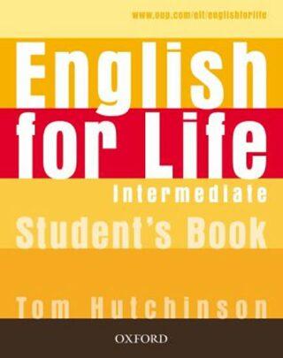 English for Life Intermediate Studenťs Book + Multirom Pack - Tom Hutchinson