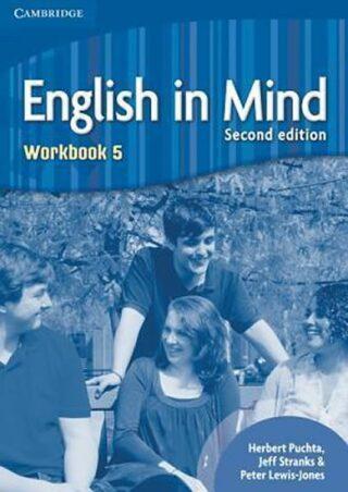 English in Mind Level 5 Workbook - Herbert Puchta