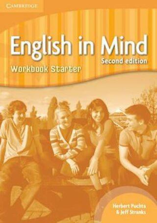English in Mind Starter Level Workbook - Herbert Puchta, Jeff Stranks