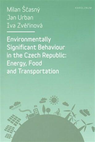 Environmentally Significant Behaviour in the Czech Republic - Kolektiv
