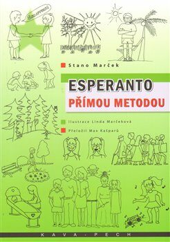 Esperanto přímou metodou - Stano Marček, Linda Marčeková