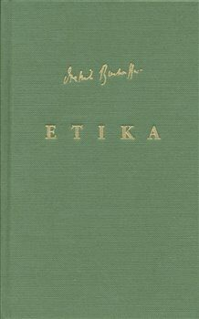Etika - Dietrich Bonhoeffer