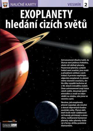 Exoplanety - Naučné karty - neuveden