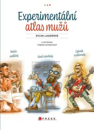 Experimentální atlas mužů - Sylva Lauerová