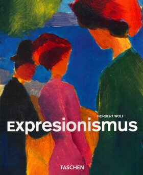 Expresionismus - Norbert Wolf