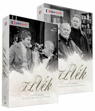 F. L. Věk -  13 DVD - neuveden