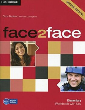 Face2face Elementary Workbook with Key - Chris Redston, Gillie Cunningham