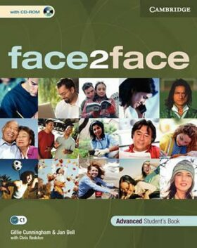 face2face Advanced: Student´s Book with CD-ROM - Chris Redston, Gillie Cunningham