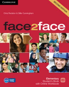 face2face Elementary Student´s Book with Online Workbook,2nd - Chris Redston