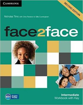 face2face Intermediate Workbook with Key,2nd - Chris Redston, Gillie Cunningham