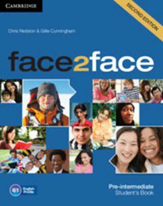 face2face Pre-intermediate Student´s Book,2nd - Chris Redston