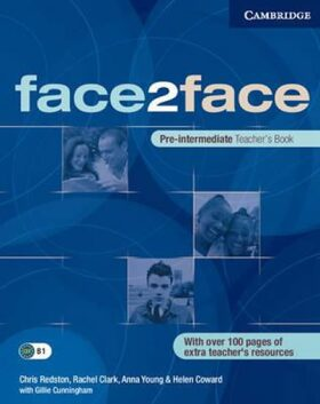 face2face Pre-intermediate Teacher´s Book - Chris Redston