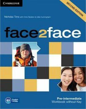 face2face Pre-intermediate Workbook without Key,2nd - Chris Redston, Gillie Cunningham