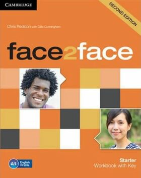 Face2face Starter Second Edition Workbook with Key - Redston Chris