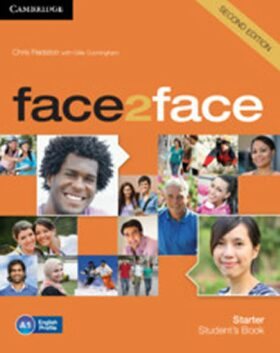 face2face Starter Student´s Book - Chris Redston