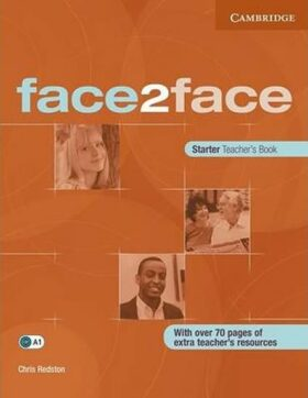 face2face Starter Teacher´s Book - Chris Redston, Gillie Cunningham