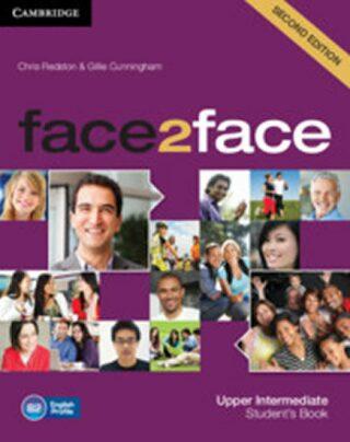 face2face Upper Intermediate Student´s Book,2nd - Chris Redston