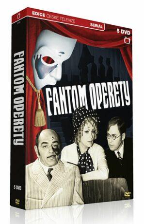 Fantom operety - DVD