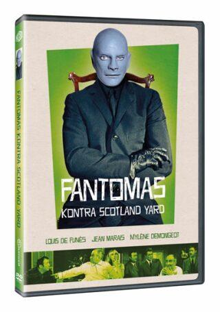 Fantomas kontra Scotland Yard - DVD