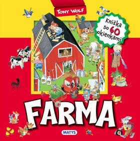 Farma Knižka so 60 okienkami - Tony Wolf