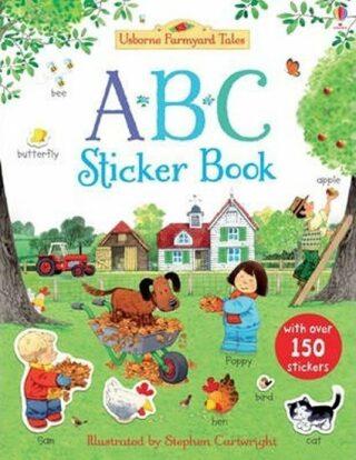Farmyard Tales ABC Sticker Book - Jessica Greenwell