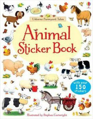 Farmyard Tales Animals Sticker Book - Jessica Greenwell