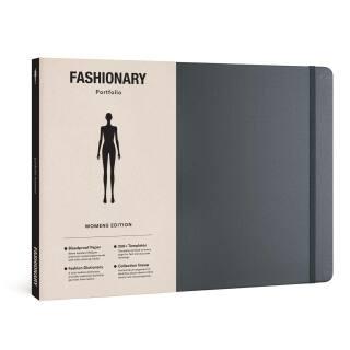 Fashionary Portfolio Sketchbook - Womens Edition -