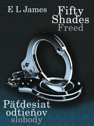 Fifty Shades Freed: Päťdesiat odtieňov slobody - James Barclay