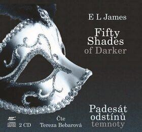 Fifty Shades Darker: Padesát odstínů temnoty - E.L. James