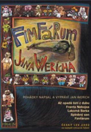 Fimfárum 1. - DVD - Jan Werich