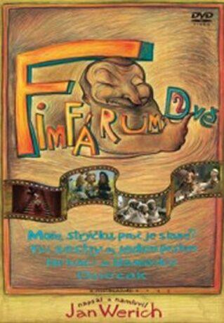 Fimfárum 2. - DVD - Jan Werich
