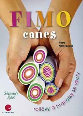 FIMO canes - Petra Nemravová