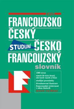 Francouzsko-český a česko-francouzský studijní slovník -