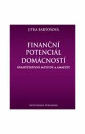 Finanční potenciál domácností  - Bartošová Jitka