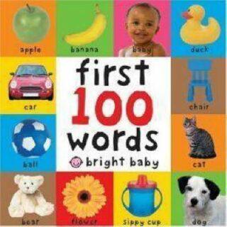 First 100 Words - neuveden