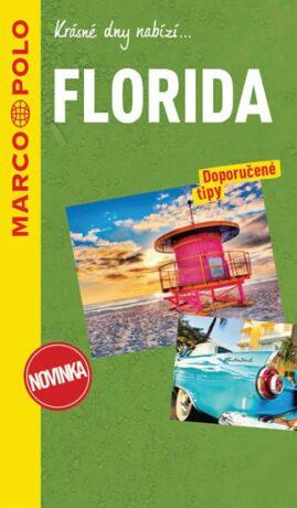Florida / průvodce na spirále s mapou MD - neuveden