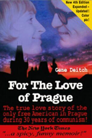 For The Love of Prague - Gene Deitch