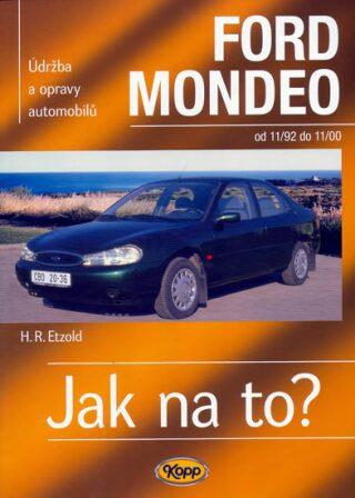Ford Mondeo 11/92 - 11/00 - Jak na to? - 29. - Etzold Hans-Rudiger Dr.