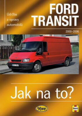 Ford Transit II.- 2000/2006 - Jak na to? -110. - John S. Mead
