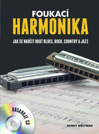 Foukací harmonika - Weltman Sandy