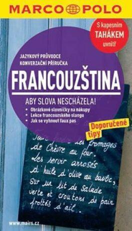 Francouzština s kapesním tahákem uvnitř - Jazykový průvodce - neuveden