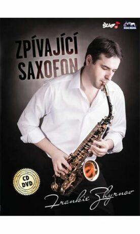 Frankie Zhyrnov - Zpívající saxofon - CD+DVD - neuveden