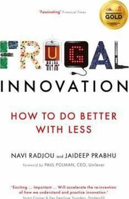 Frugal Innovation - Rad PrabhuNavi