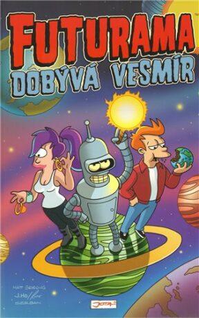 Futurama dobývá vesmír - Matt Groening