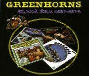 Greenhorns - Zlatá éra 1967 - 1974 3CD - Greenhorns