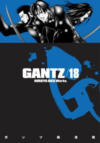 Gantz 18 - Oku Hiroja