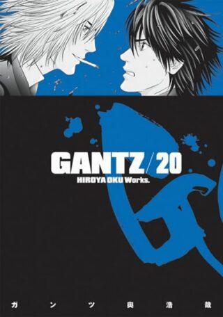 Gantz 20 - Oku Hiroja