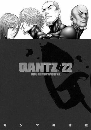Gantz 22 - Oku Hiroja