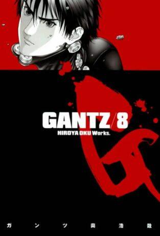 Gantz 8 - Oku Hiroja