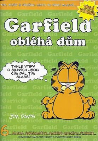 Garfield obléhá dům (č. 6) - Jim Davis